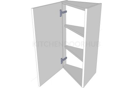 Angled Kitchen Wall Units - Tall (900mm high)