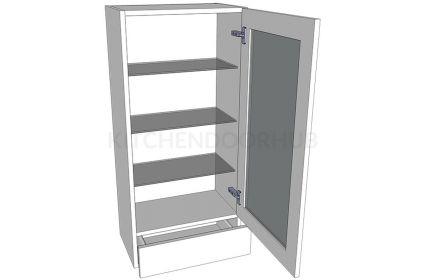 1065mm High Glazed Dresser Unit