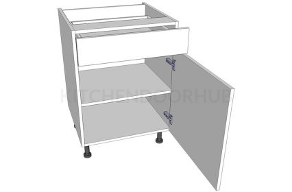 Drawerline Kitchen Base Unit - Single
