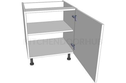 Low Level Kitchen Base Unit - Single