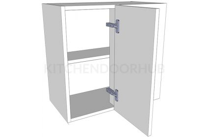 Variable Corner Kitchen Wall Units - Low