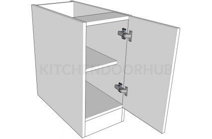 Highline Bedside Cabinet - Low
