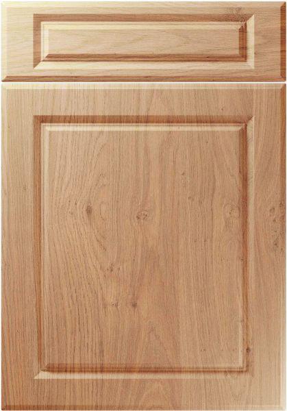 Unique Fenwick Light Winchester Oak Kitchen Doors Kdh