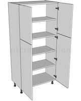 Medium Storage Unit (1970mm) - Double
