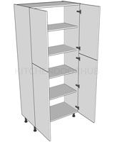 Tall Storage Unit (2150mm) - Double