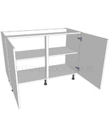 Highline Kitchen Base Unit - Double