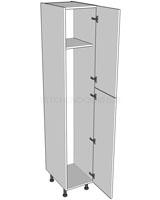Tall Broom Unit (2150mm)