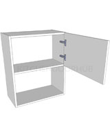 Kitchen Wall Units Microwave - 283mm high door