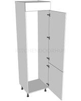 2150mm High Fridge Freezer Housing - B