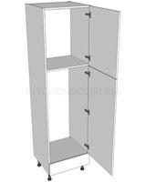 2150mm High Fridge Freezer Housing - C