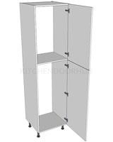 2150mm High Fridge Freezer Housing - D