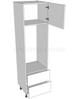 2150mm High Oven Housing - D