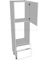 2150mm High Oven Housing - E