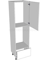 2150mm High Oven Housing - F