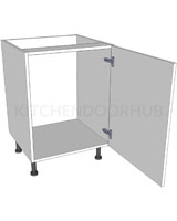Open Kitchen Base Unit - No Shelf