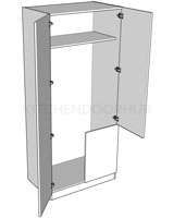 Double Stable Wardrobe