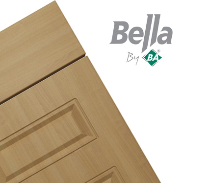 Bella bedroom doors