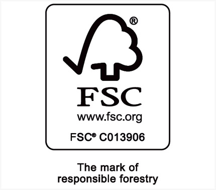 ClicBox is FSC Certified