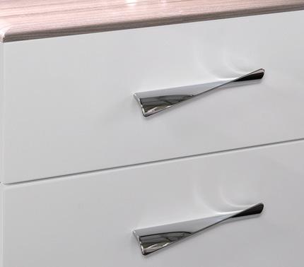 Contemporary Kitchen And Bedroom Door Handles