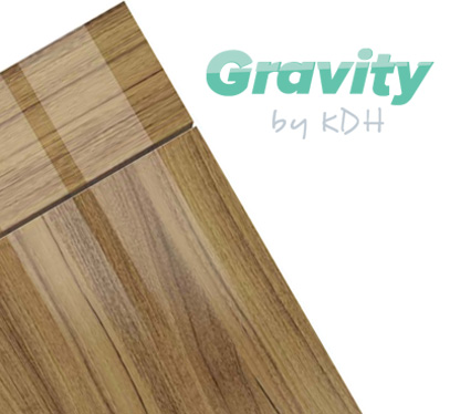 Gravity bedroom doors
