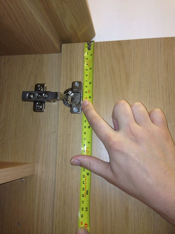 How To Measure Doors For Hinges Kdh
