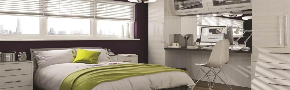 Bedroom and bedroom furniture