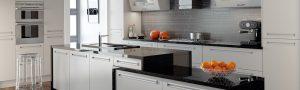 Matt Dove Grey Kitchen