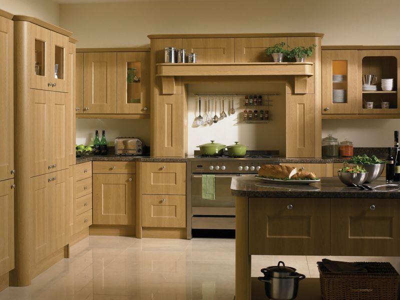 Bella Cambridge kitchen doors