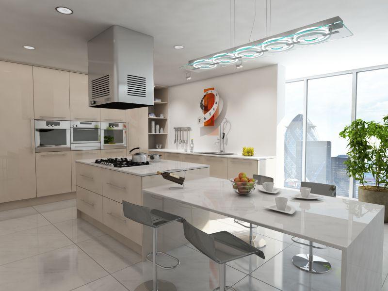 Zurfiz ultragloss kitchen doors