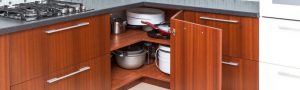 How to use kitchen corner space