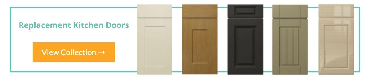 New kitchen doors