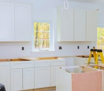 Cost of remodeling a kitchen