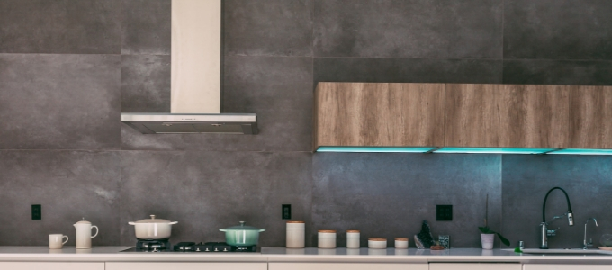 Most popular kitchen trends in 2019