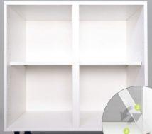 Assembling Clicbox kitchen units