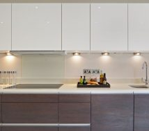 Fitting new kitchen units